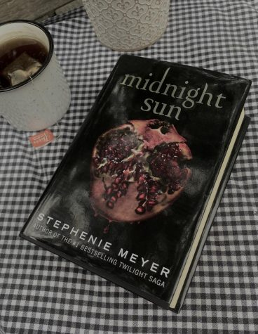 """Midnight Sun"" written by Stephenie Meyer, author of the bestselling ""Twilight Saga""."