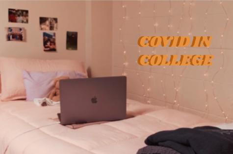 PODCAST: COVID in College