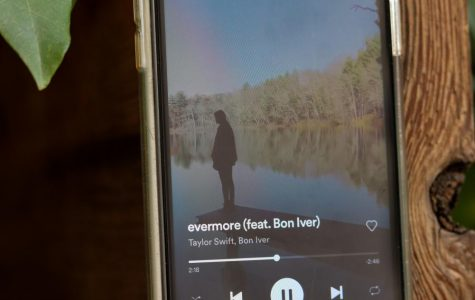 I'll be a fan for 'evermore'