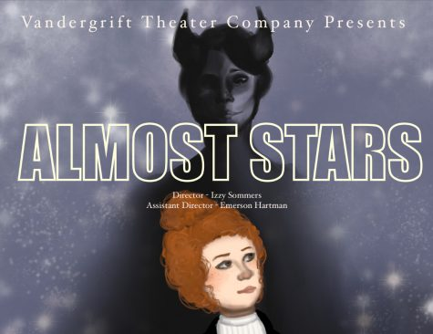 Almost Stars, a  production by one of the student groups.
