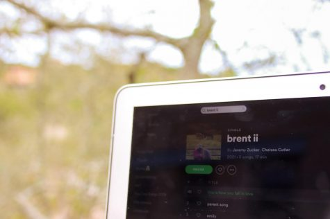 """Brent ii"" is a co-authored EP with five songs created by friends Chelsea Cutler and Jeremy Zucker."