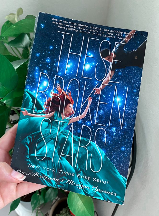These Broken Stars by Amie Kaufman and Megan Spooner, published 2013.