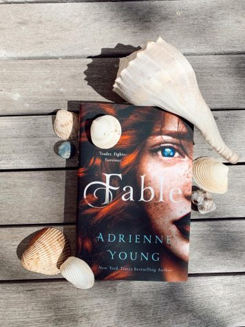 """Fable,"" written by Adrienne Young, chronicles a young woman"