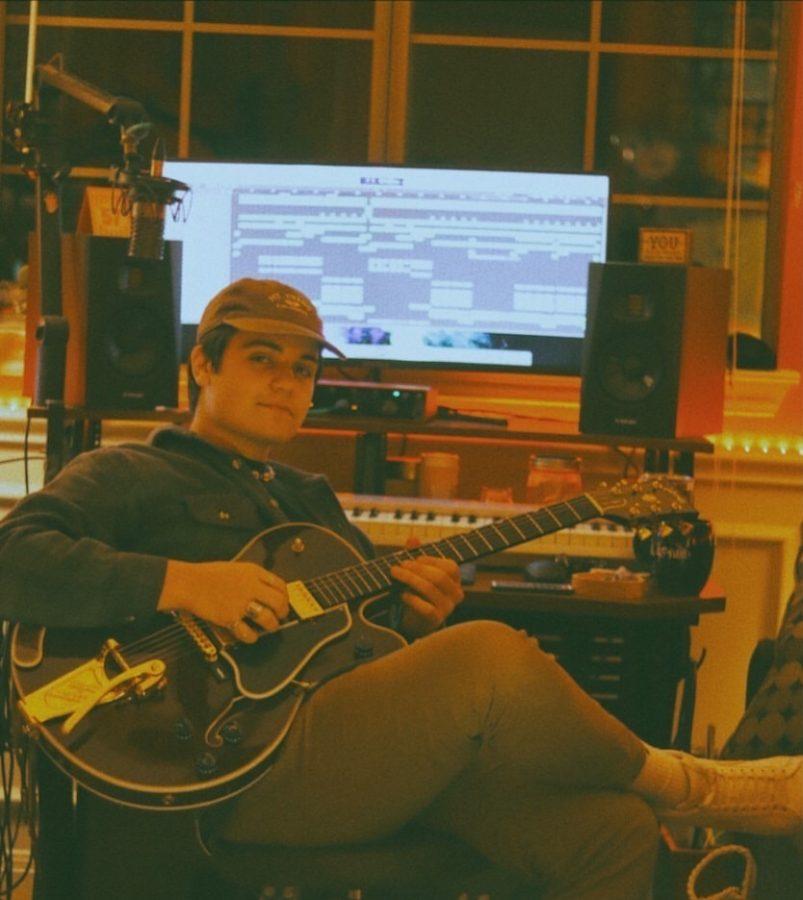Noah Levine commits to Berklee College of Music