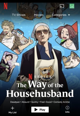 """The Way of the Househusband"" aired last Friday on Netflix."