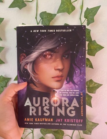 Aurora Rising was published in 2019