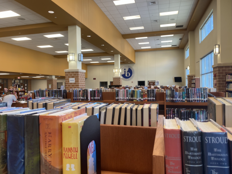 The library will be the location of the majority of future book club meetings.