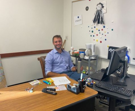 Q&A with history teacher Augie Strauch