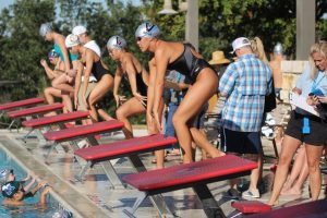 Vipers take first swim meet over Westwood and McNeil