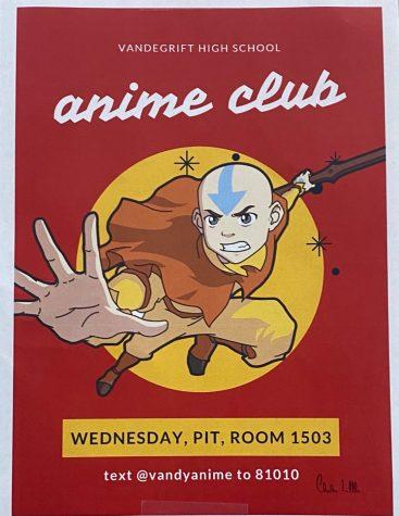 Anime Club starts back up (Karissa Gonzales)