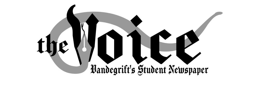 The online student newspaper of Vandegrift High School